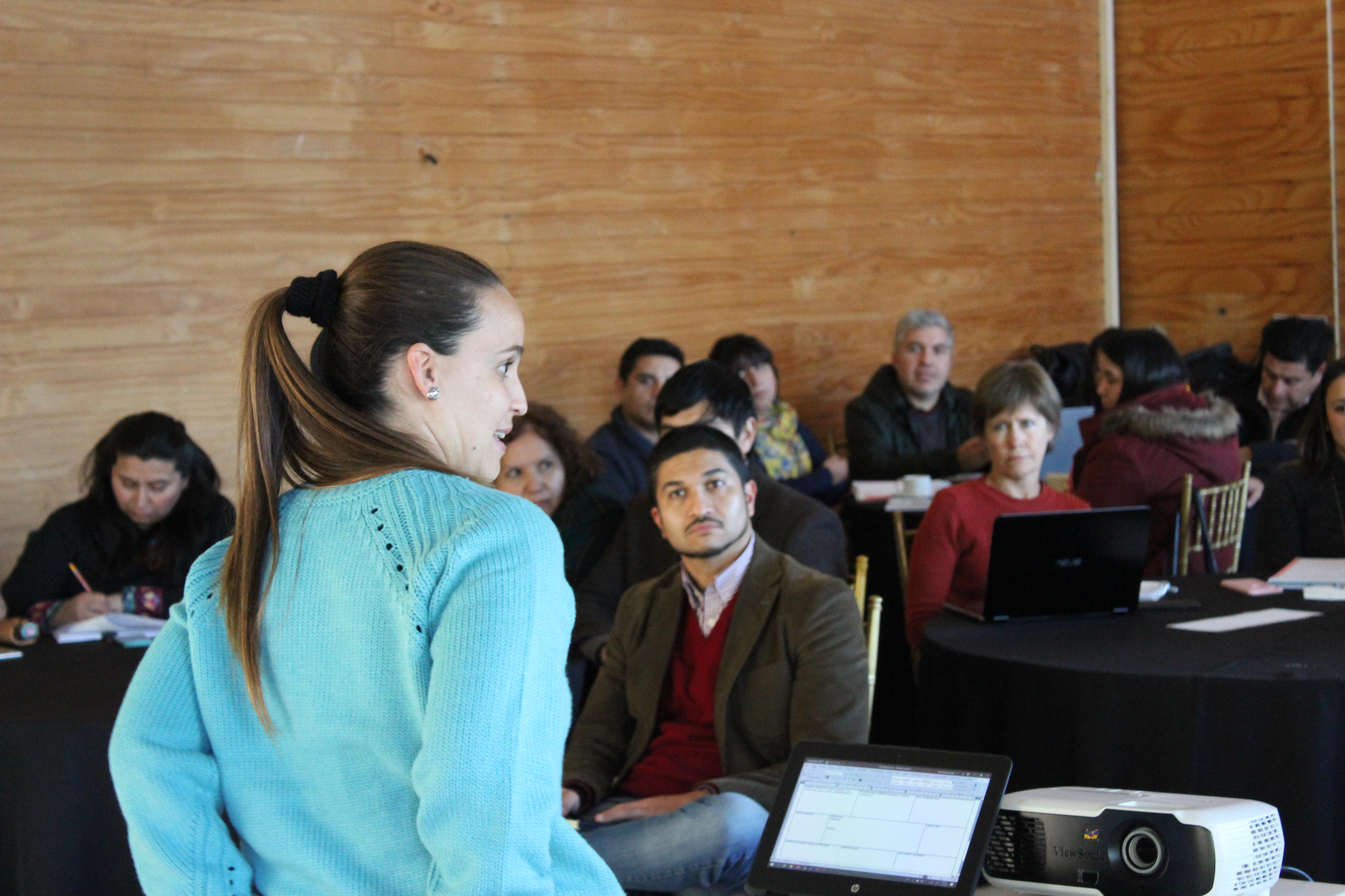 """Taller """"Aprendizaje Basado en Proyecto, ABP, e Integración Curricular"""""""